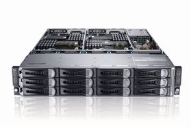 Сервер Dell PowerEdge C6100