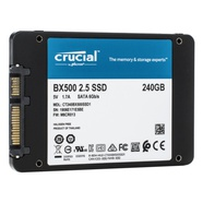 "Диск SSD Crucial 2.5"" BX500 240 Gb"