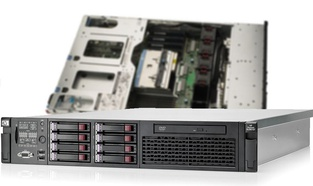 Сервер HP ProLiant DL380